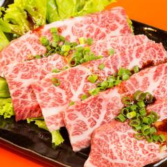 Japanese Hida A4 Wagyu Yakiniku Sliced ~200g