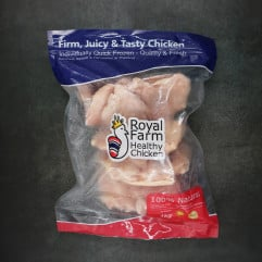 Thai Royal Farm Natural Chicken Thighs (boneless) 1kg