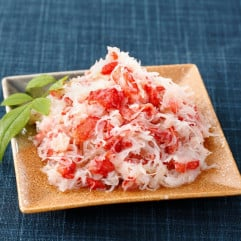 "Japanese ""Kanedai"" Deep Sea Red Crab Meat 50g"
