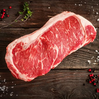 US Nature Délice Beef PRIME Striploin ~300g